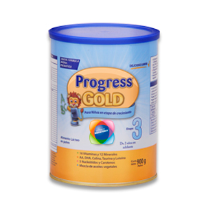 progress gold nal