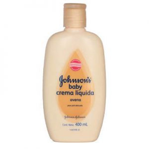 CREMA JOHNSON´S BABY AVENA X 400 ML