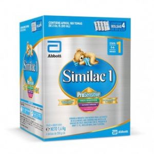 SIMILAC ProSensitive ETAPA 1 CAJA X 1.400 GRM