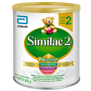 SIMILAC ProSensitive ETAPA 2 X 850 GRM