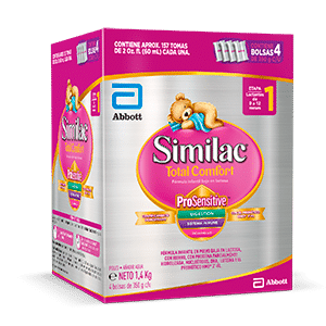 SIMILAC TOTAL COMFORT PROSENSITIVE ETAPA 1 - CAJA X 1400 G